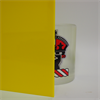 Additional Images for Acrylic Sheet 3mm 2037 Yellow Cast