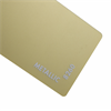 Additional Images for Acrylic Sheet 3mm Metallic Brass Matte