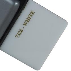 Acrylic Sheet 3mm 7328 White Cast