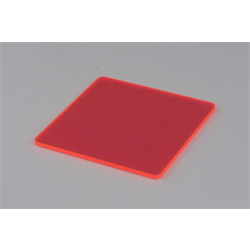 Acrylic Sheet 3mm 2119 Orange Cast