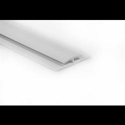 FRP Molding Division Bar 10FT, White