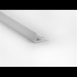 FRP Molding Inside Corner 10FT, White