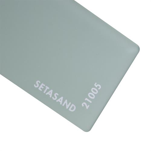 Acrylic Sheet 6mm Sandblast Glasslook